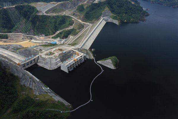 Photo: Dam good: Will the benefits of the Bakun hydroelectric facility jump-start the local digital economy?