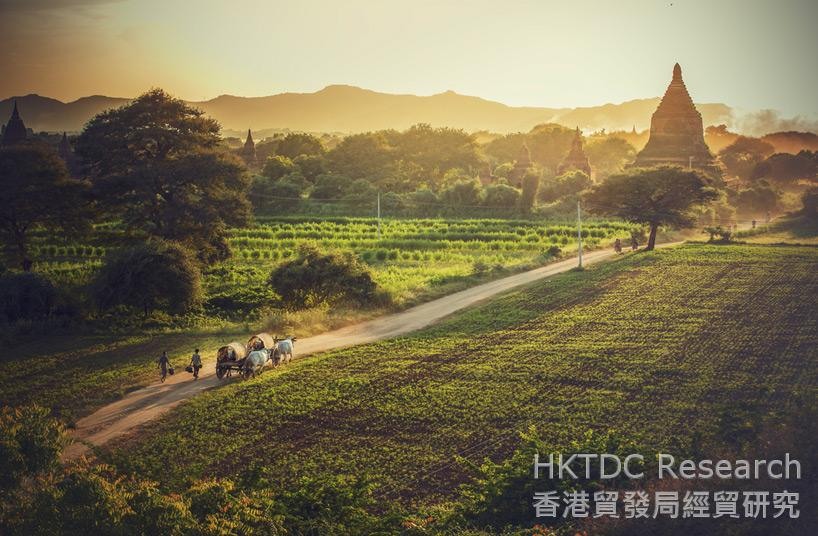 Photo: The soon-to-be upgraded Road to Mandalay. (Shutterstock.com)