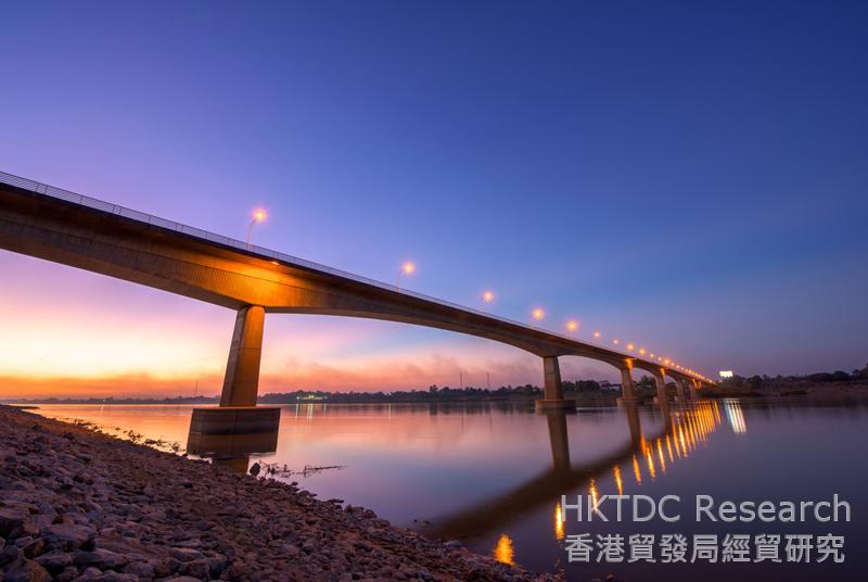 Photo: Bridge-building: BRI backing is boosting interconnectedness across Southeast Asia. (Shutterstock.com)
