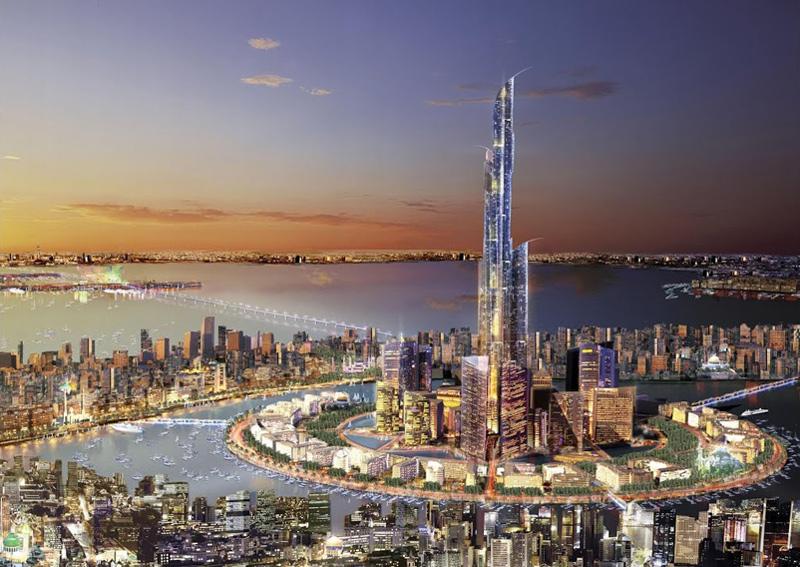 Photo: Silk City: A mega-Kuwaiti-Chinese development set to transform trade and logistics in the Arabian Gulf.