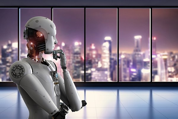 Photo: Humanoid robotics: A research priority for Malaysia's planned AI Industrial Park. (Shutterstock.com)