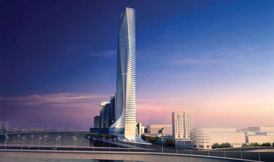 Photo: The Iconic Tower: Set to tower iconically over Egypt's new administrative capital.