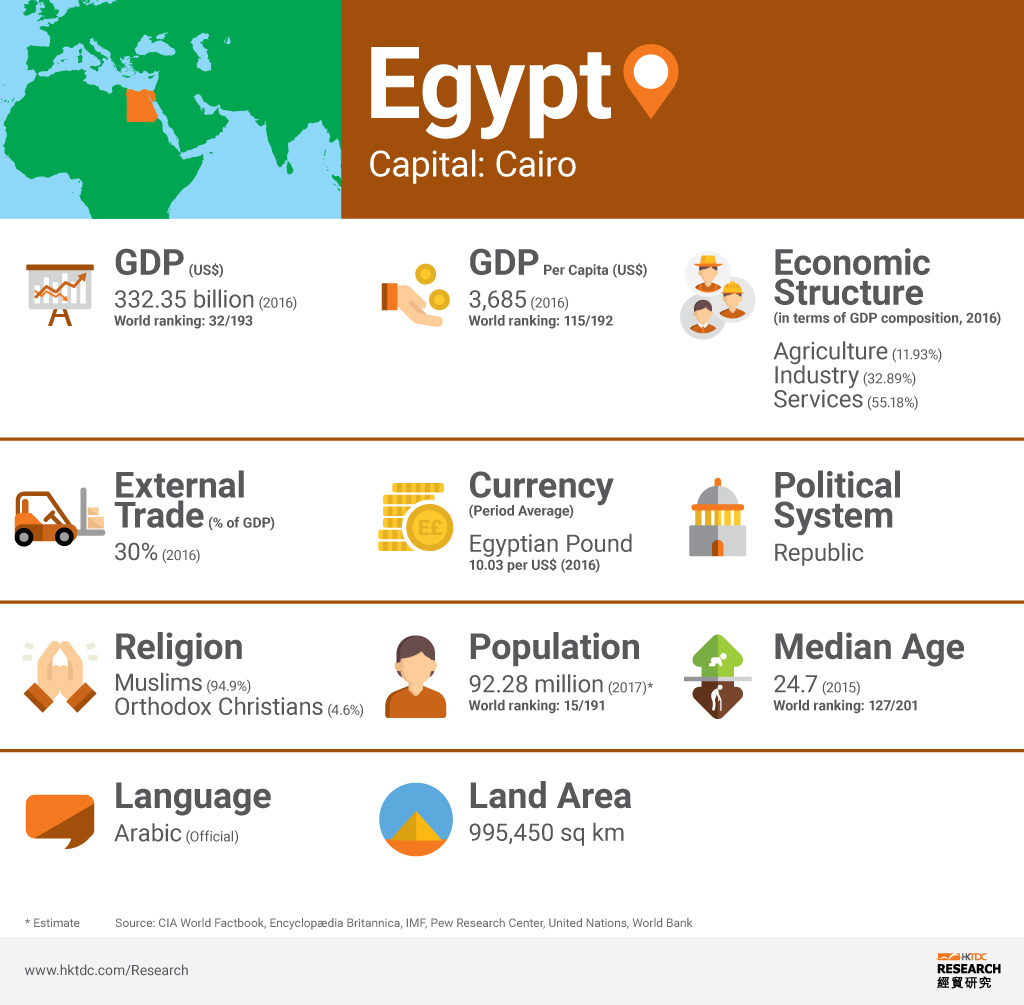 Picture: Egypt factsheet