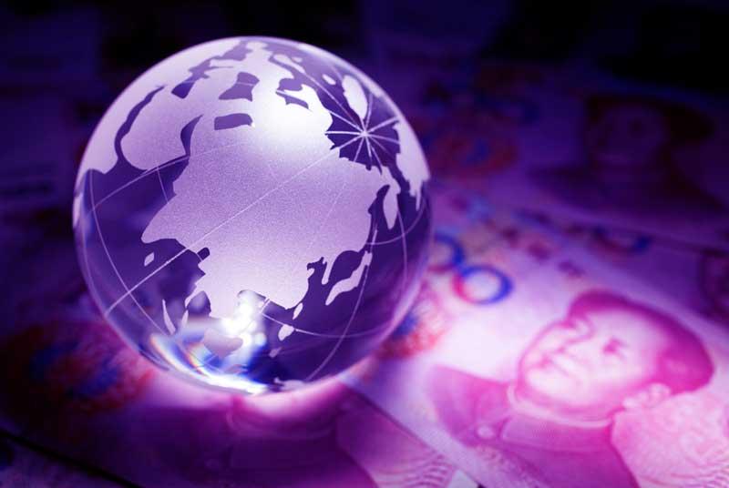 图:中国推动企业前往「一带一路」开展贸易及投资活动。