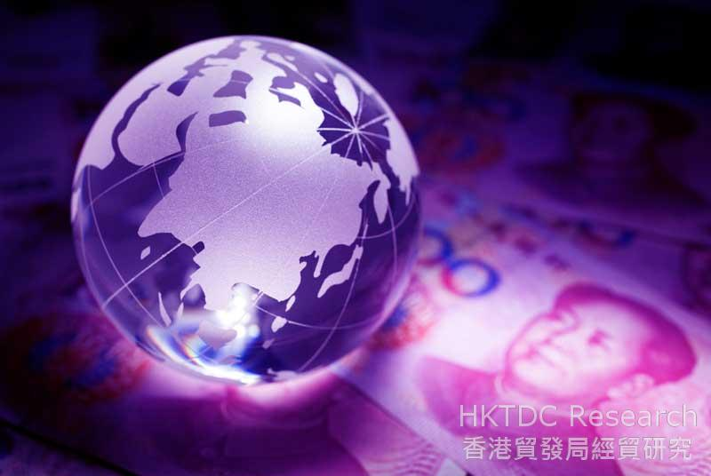 Photo: China encourages enterprises to go to Belt and Road destinations to develop trade and investment.