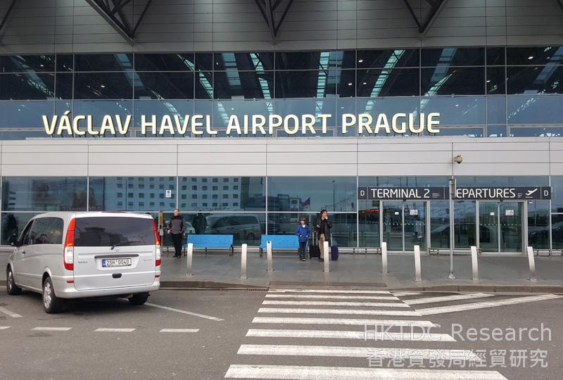 Photo: Václav Havel Airport Prague (PRG).