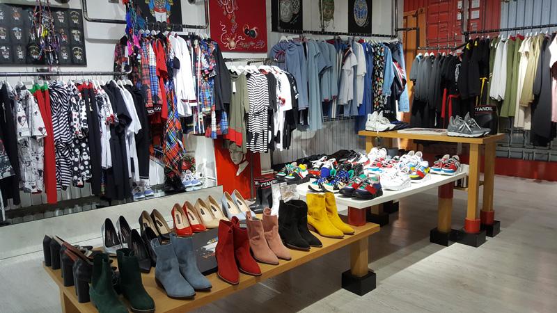 相片:Avtandil是格魯吉亞著名的設計師時裝品牌,與全球150多家商店建立了合作關係。