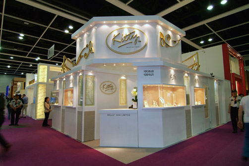Jewellery Exhibition Booth Design : Hong kong s leading booth contractor hktdc