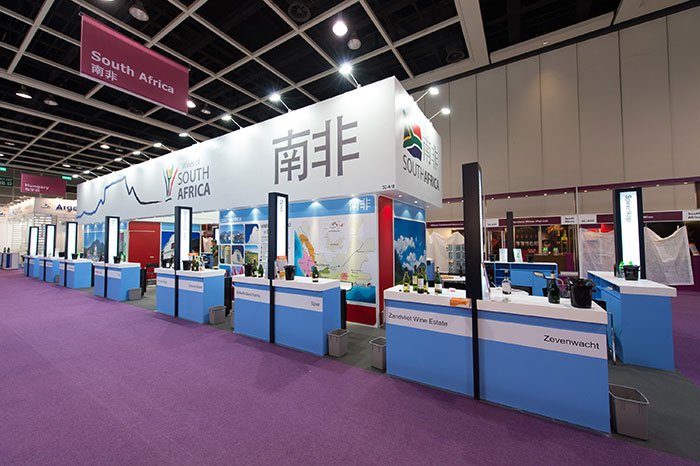 Exhibition Stand Builders South Africa : Hong kong s leading booth contractor hktdc