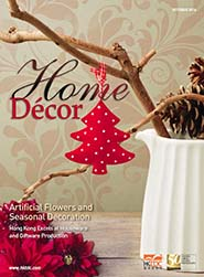 Home Decor (Artificial Flowers & Seasonal Decorations)