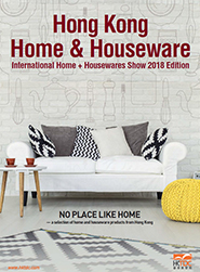 Hong Kong Home & Houseware - International Home & Housewares Show 2018 Edition