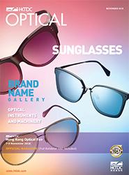 a1776adace The Official Magazine of the HKTDC Hong Kong Optical Fair