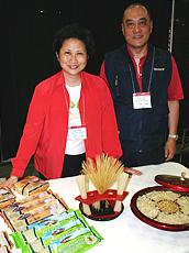 Anita Tsoi与Sze Ling Tsoi希望扩大分销网。
