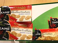 无麸质食品在美国市场迅速增长。