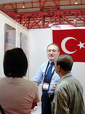 Bayar (中):拓展土耳其贸易。
