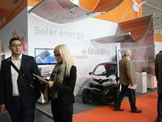 Photo: eMobility arrives.