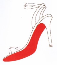 Picture: Well-known Footwear Company Red Soles Qualify for Trademark Protection