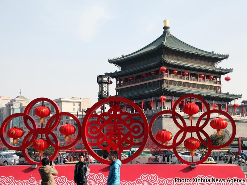 2015 Chinese New Year Sales: Xian | hktdc research | HKMB ...