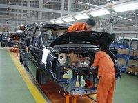 相片:珠三角汽車生產活動頻繁(一)