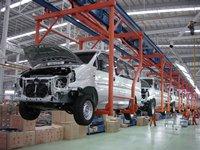 相片:珠三角汽車生產活動頻繁(二)