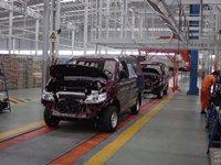 相片:珠三角汽車生產活動頻繁(三)