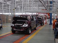 Photo: Auto production thriving in the PRD