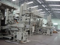 Photo: Auto parts production equipment