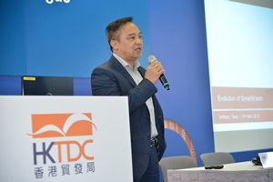 Photo: Anthony Tang - the market for wearables is getting crowded