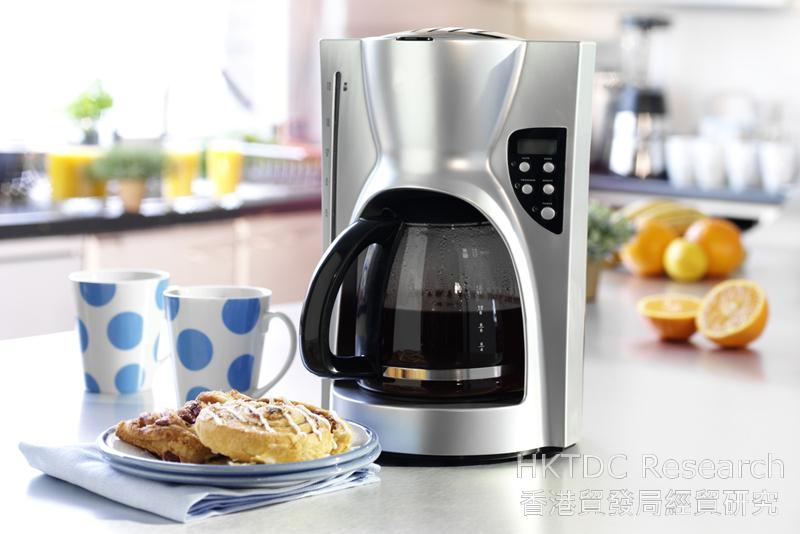 Photo: Smart appliances: Sought out by affluent mainlanders.