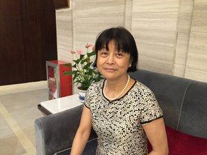 相片:暨南大学经济学院封小云教授