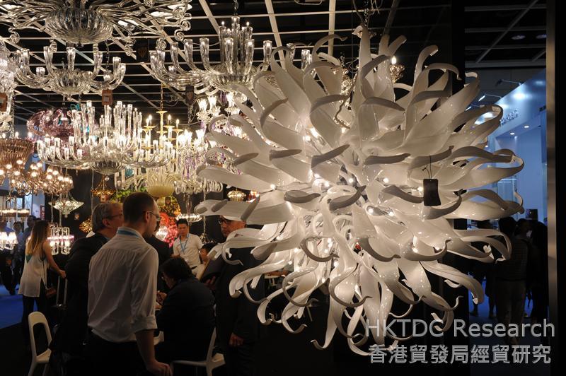Photo: The Hong Kong International Lighting Fair (Autumn 2015)