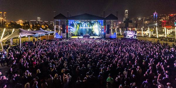 照片:Clockenflap:為香港打造的音樂藝術節。