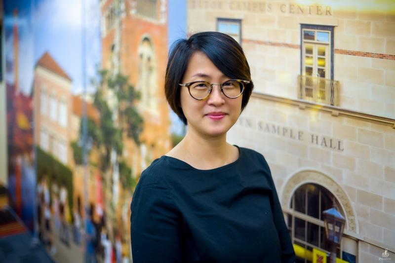 Photo: Etta Wong, Director of USC Hong Kong and South China.