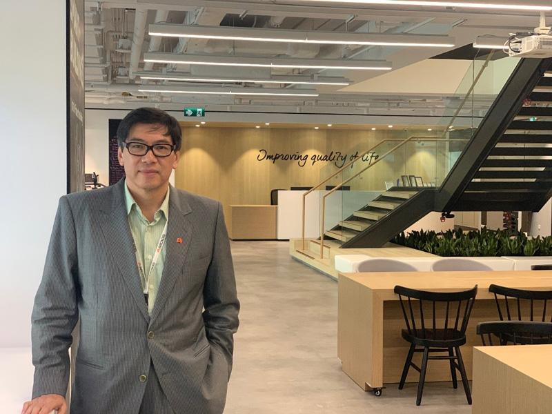 Photo: Arcadis Asia headquarters in Kwun Tong.