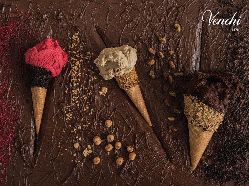 相片:Venchi提供多种不同口味的产品以供选择,应能满足大湾区广大市民的喜好。