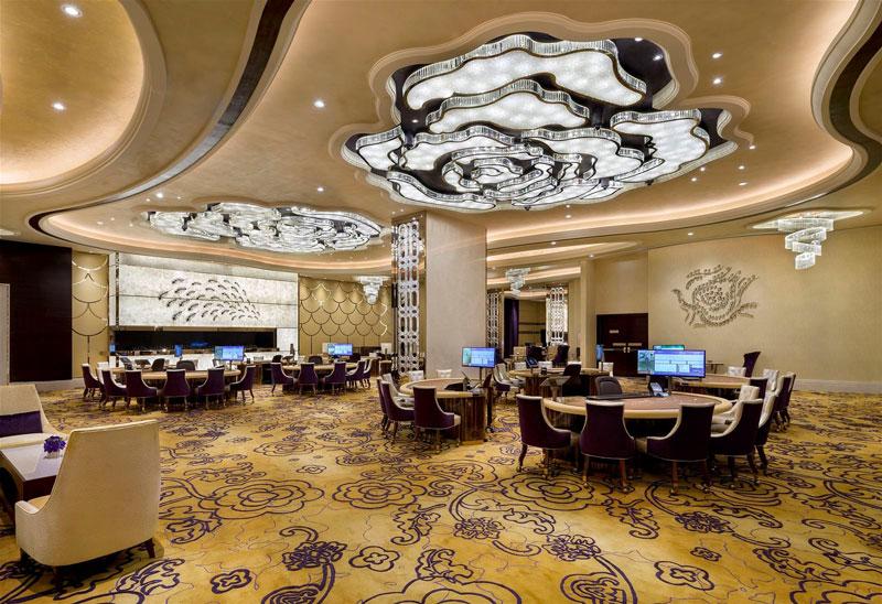 Photo: The MGM Cotai: Preciosa's design of this high-end Macao casino.