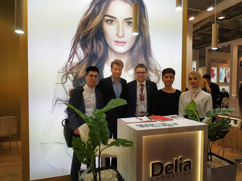 相片: Ciepiela最近在天貓國際開設一家新店,認為波蘭化妝品和面部護理用品在大灣區有龐大潛力。