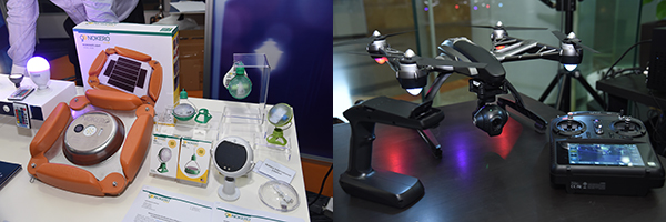 Electronics & lighting