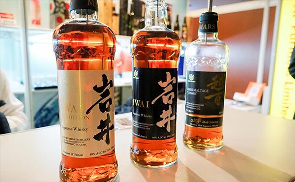 日本威士忌, 岩井威士忌, 岩井喜一郎