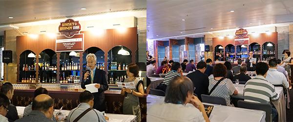 日本威士忌, 明石威士忌, 岩井威士忌, 香港国际美酒展