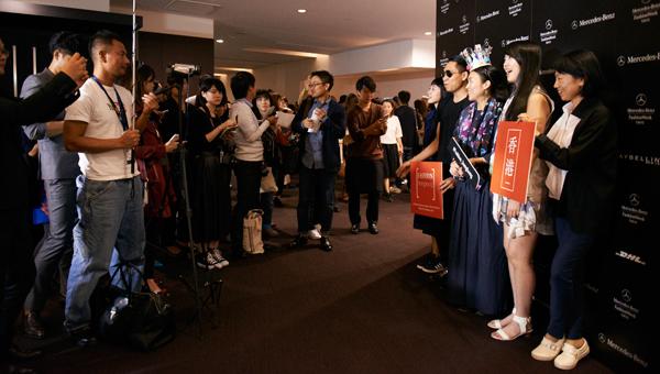 Fashion Hong Kong首次于东京登场