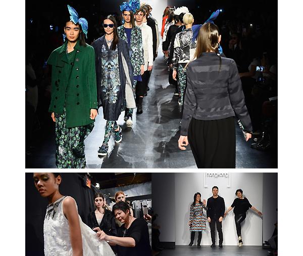Fashion Hong Kong时装汇演