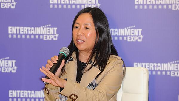廖倩仪, 香港影视娱乐博览
