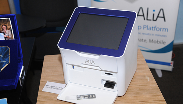 微流控生物芯片