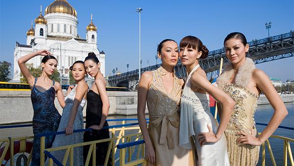 俄罗斯莫斯科举办「时尚生活汇展」