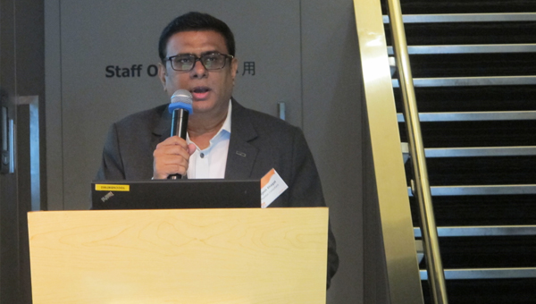 香港贸发局孟买贸易顾问 Rajesh Bhagat