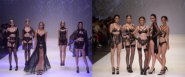 PolyU Intimate Fashion Show