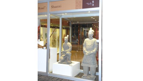 '丝绸之路'文化行︰陕西与印度