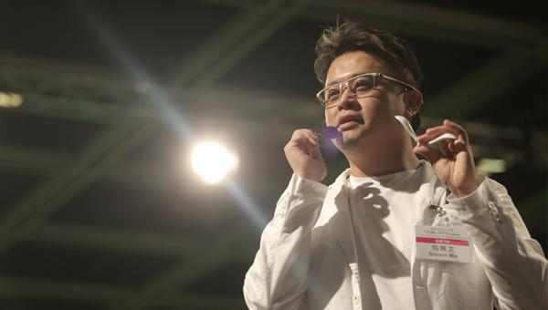 跨界艺术家马兴文