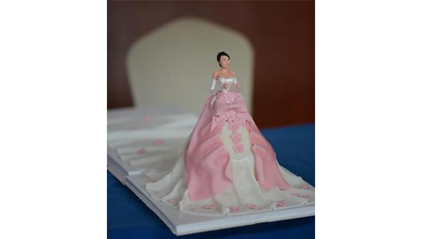 3D列印新娘人偶